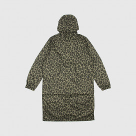 Куртка Stussy RIPSTOP PARKA Leopard