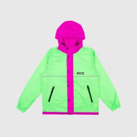 Куртка Stussy HONEYCOMB HOODED JACKET Green