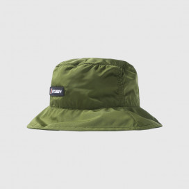 Панамка Stussy REENA CLEAN TECH BUCKET HAT OLIVE