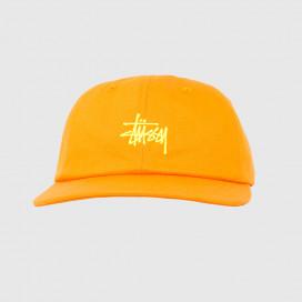 Кепка Stussy SP19 STOCK LOW PRO CAP Orange