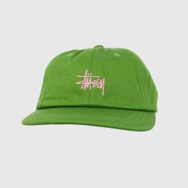 Кепка Stussy SP19 STOCK LOW PRO CAP Green