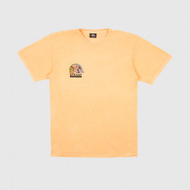 Футболка Stussy DEAD SURF PIG. DYED TEE CORAL