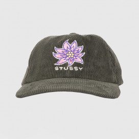 Кепка Stussy Laguna Flower Low Pro Cap Green