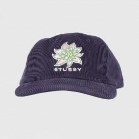 Кепка Stussy Laguna Flower Low Pro Cap Navy