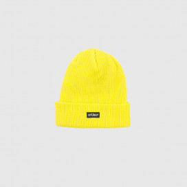 Шапка Stussy SMALL PATCH WATCH CAP BE Neon