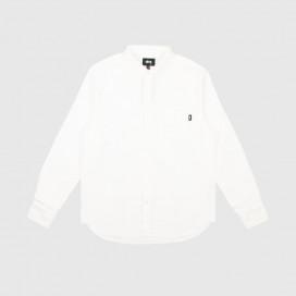 Рубашка Stussy Frank Oxford LS Shirt White