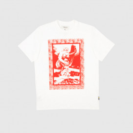 Футболка Syndicate VOLKANO TEE White