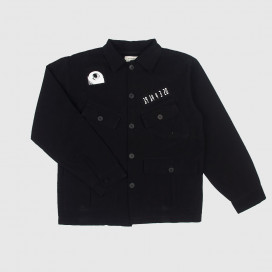Куртка Syndicate ROBE JACKET Black