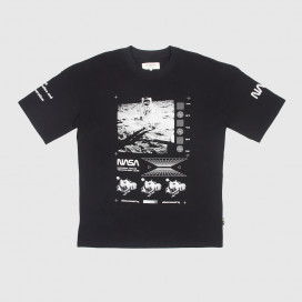 Футболка Syndicate Discovery Tee Black