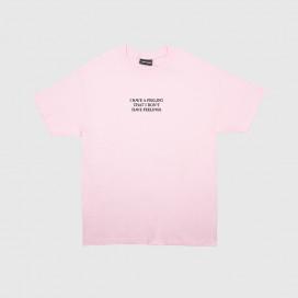Футболка The Hundreds Feelings T-Shirt Pink