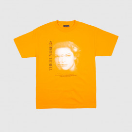 Футболка The Hundreds Double T-Shirt Orange
