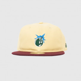 Кепка The Hundreds Keen Strapback Pale Yellow