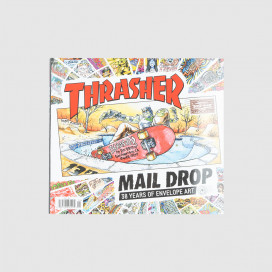 Книга Thrasher Mail Drop Book