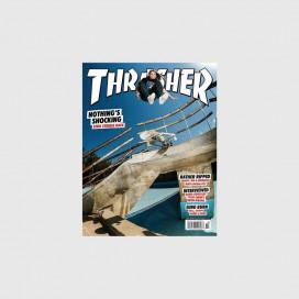 Журнал Thrasher October 2019