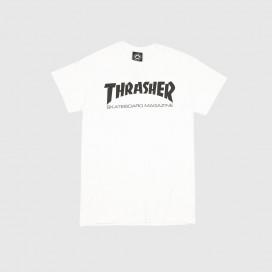 Футболка Thrasher Skate Mag Logo T-Shirt White