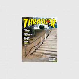 Журнал Thrasher December 2018