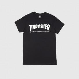 Футболка Thrasher Skate Mag Logo T-Shirt Black