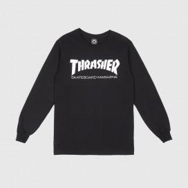 Лонгслив Thrasher Лонгслив Skate Mag Black