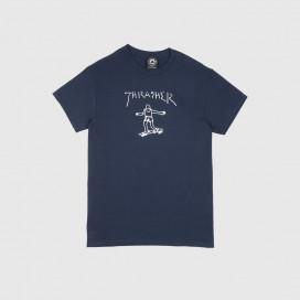 Футболка Thrasher Gonz Navy