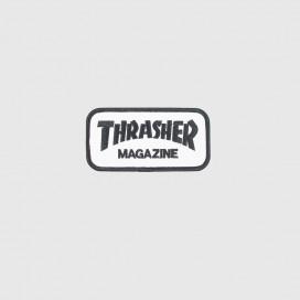 Нашивка Thrasher Patches Logo White