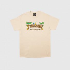 Футболка Thrasher T-Shirt Tiki Sand