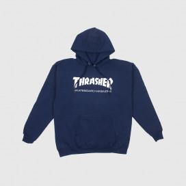 Толстовка с капюшоном Thrasher Skate Mag Navy