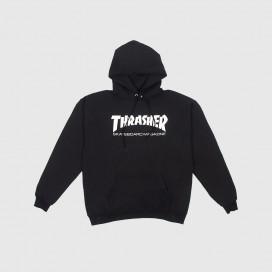 Толстовка с капюшоном Thrasher Skate Mag Black