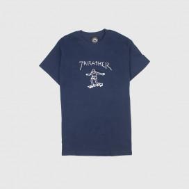 Футболка Thrasher Gonz Navy Blue