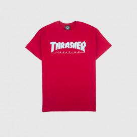 Футболка Thrasher Outlined Cardinal