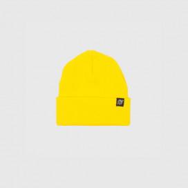 Шапка Ugly Cool Basic Lemon Yellow
