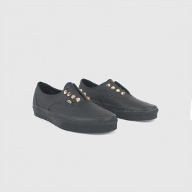 Кеды Vans Authentic Gore Studs Leather/Black