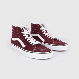 Кеды Vans Sk8-Hi Port Royale/True White