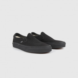 Кеды Vans Classic Slip-On Black/Black