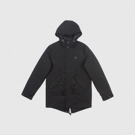 Куртка Vintage industries Wallbrook parka Black