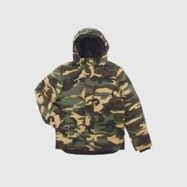 Куртка Vintage industries Lewiston Jacket Woodland Camo