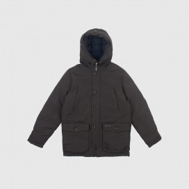 Куртка Vintage industries  Hawker Parka Black