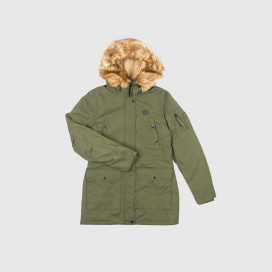 Куртка Vintage industries  Hailey Ladies Parka Olive