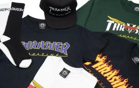 THRASHER - путь от журнала до худи