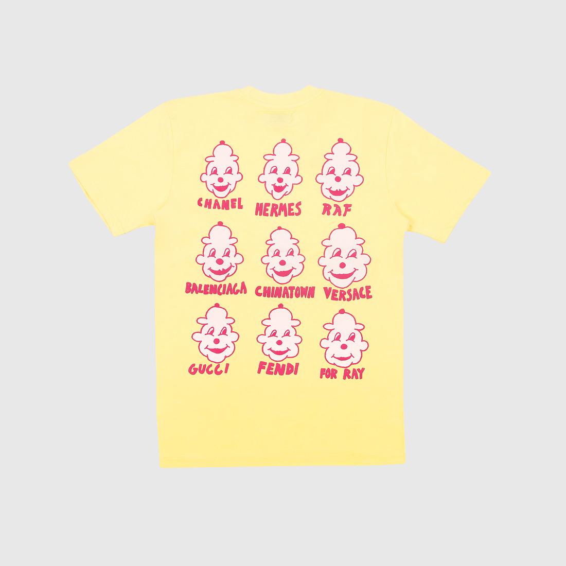 Futbolka Chinatown Market Liver Ideas T Shirt Citrus Kupit V
