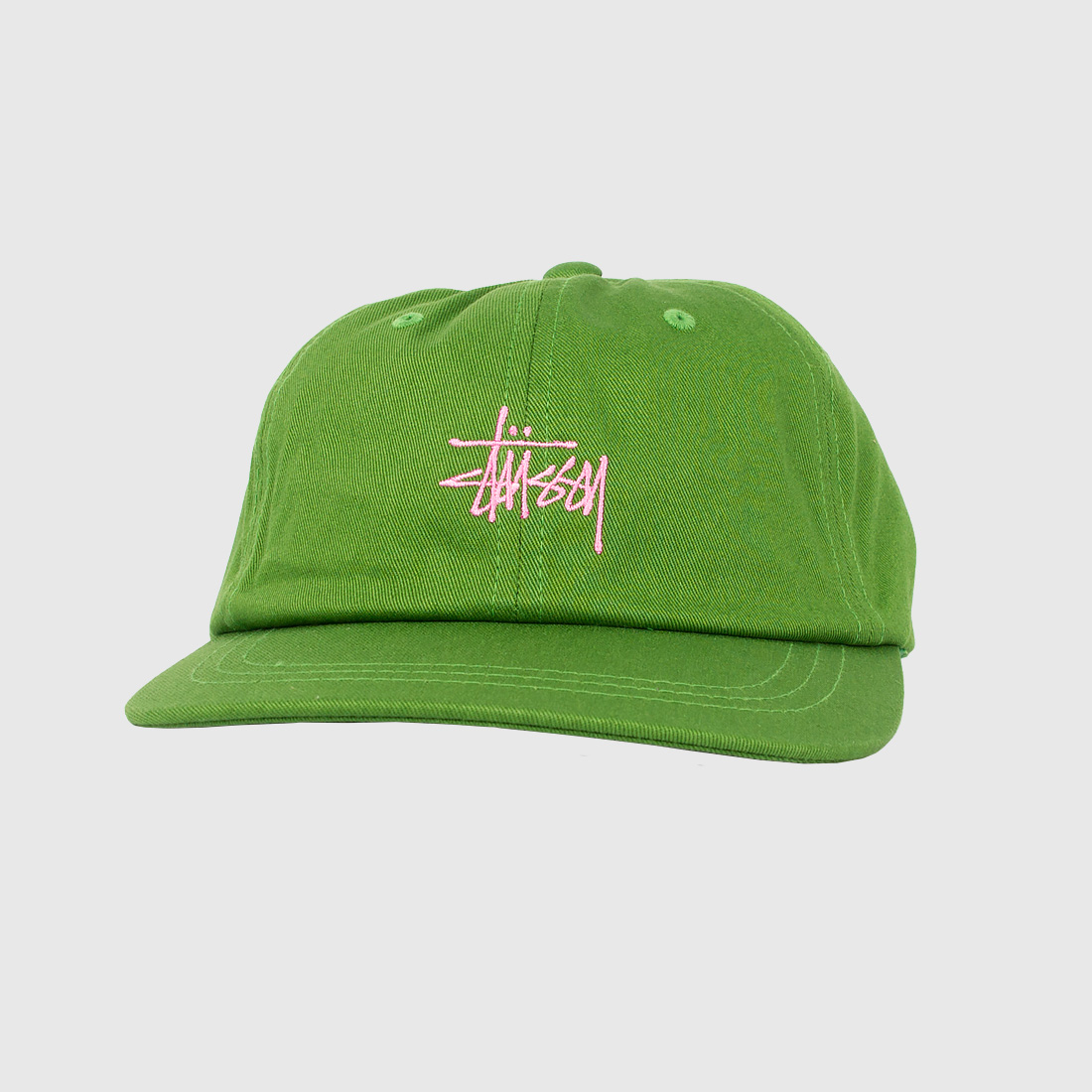 27600c637cc60 Кепка Stussy SP19 STOCK LOW PRO CAP Green купить в «Kapkan Shop ...
